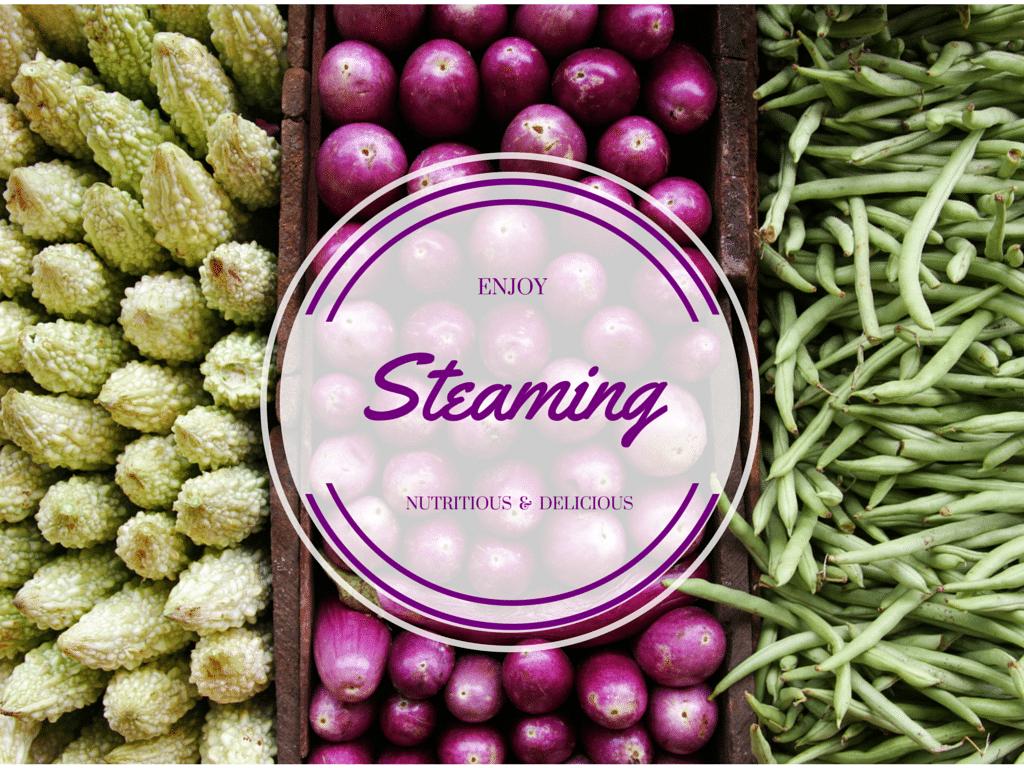 Steaming: Cooking Methods 101