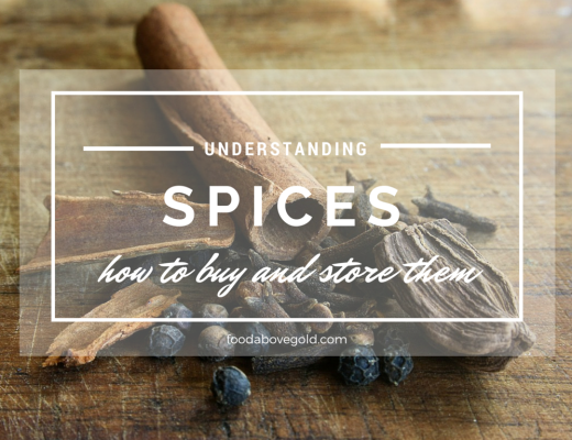 Learn all about spices: the 8 different categories, what to look for when buying them, and how to store them at home.