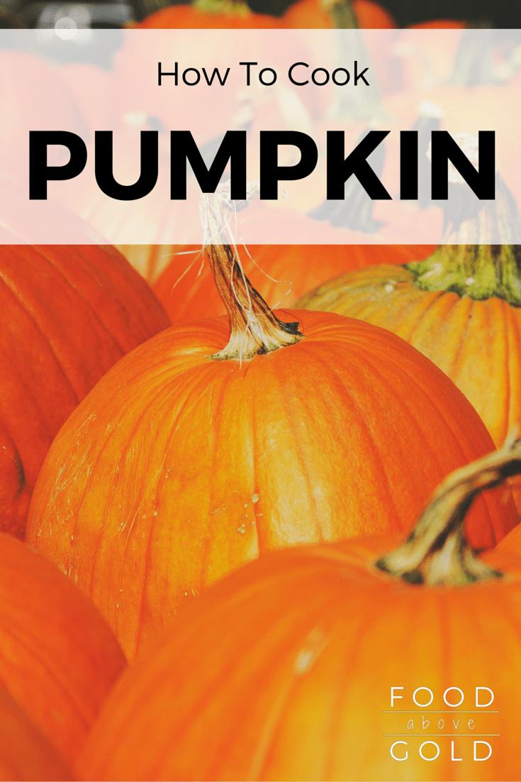 roast pumpkin how to cook