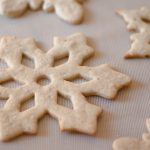 Chewy Almond Sugar Cookies