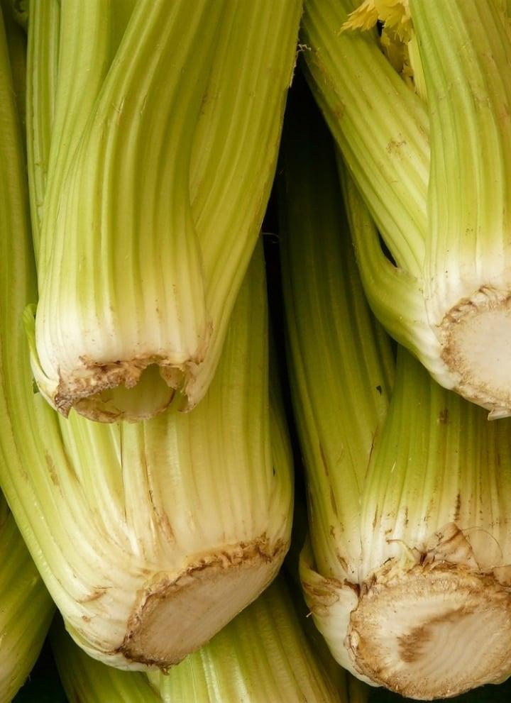 celery stalks
