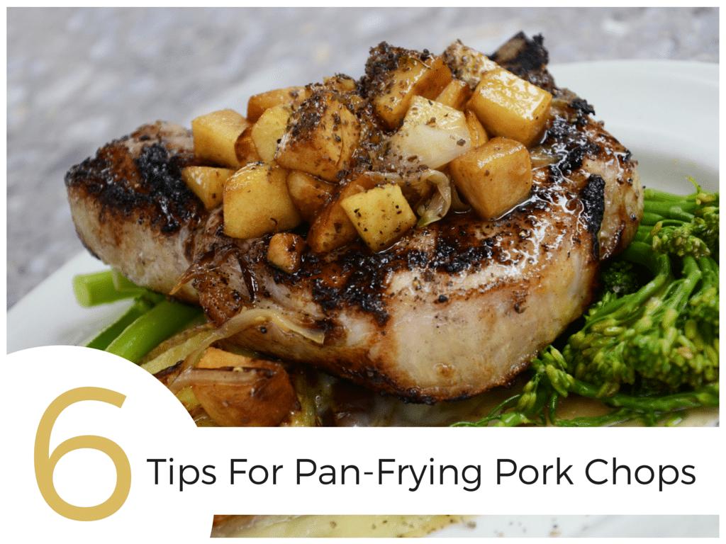 Tips For Pan-Frying Pork Chops