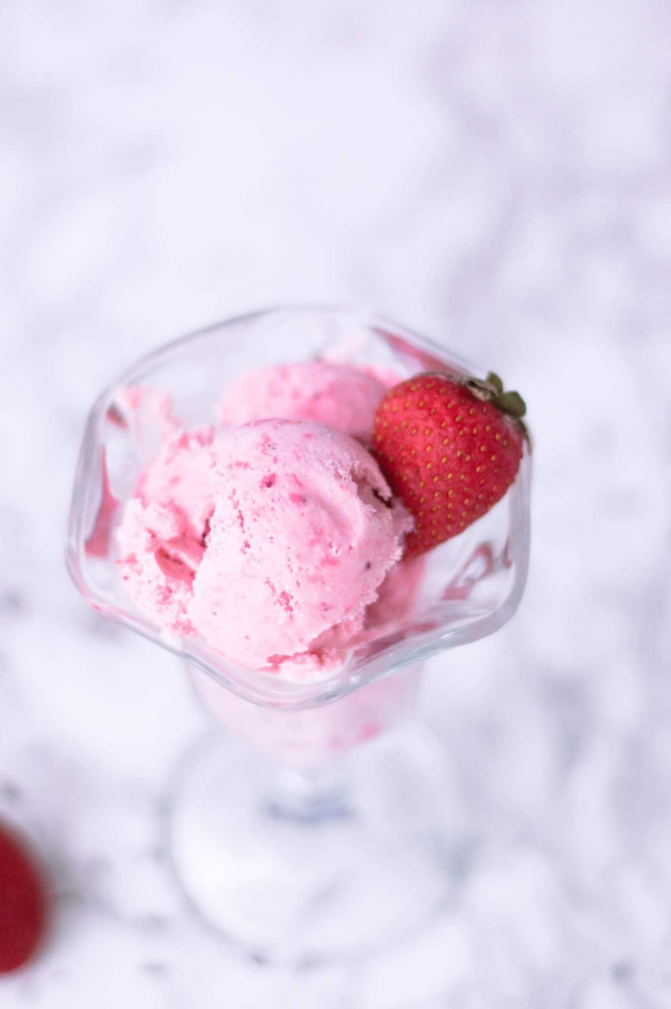 Try this simple, custard-free strawberry lavender ice cream recipe and discover your new favorite treat. It's bright, refreshing, and full of summer flavors.