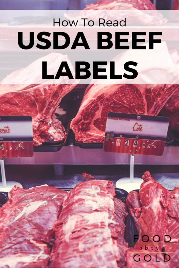 Learn how to read USDA beef labels, what the value is of a graded meat, and find out about recent changes to USDA beef labels and how it effects you.