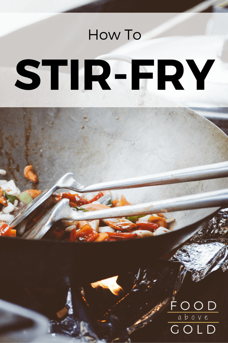 Learning how to stir-fry can take your dinners from good to excellent. Find out about stir-frying, the ingredients you should use, and if you need a wok now.