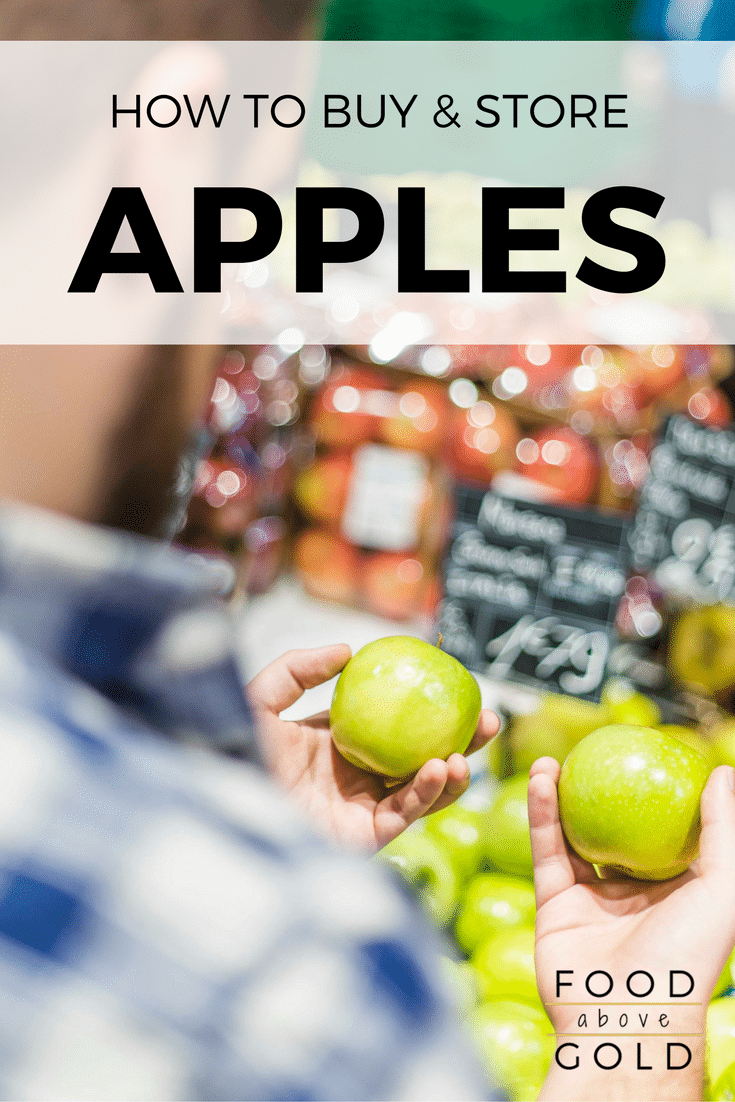 Learn everything you need to know about how to buy and store apples so you can enjoy all your autumn apple recipes to their fullest! There's even a handy-dandy FAQ section where you can find lists of the best apples for baking, eating out of hand, making cider, and many more!