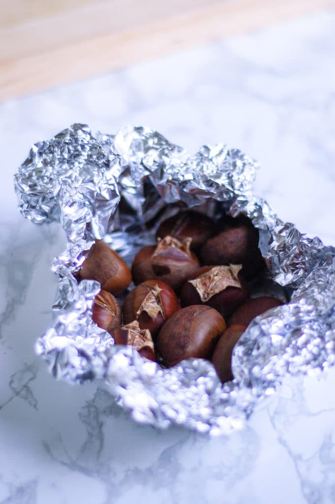 Learn how to roast chestnuts in the oven and the 4 major things you need to know for success. Plus recipes to use your roasted chestnuts.