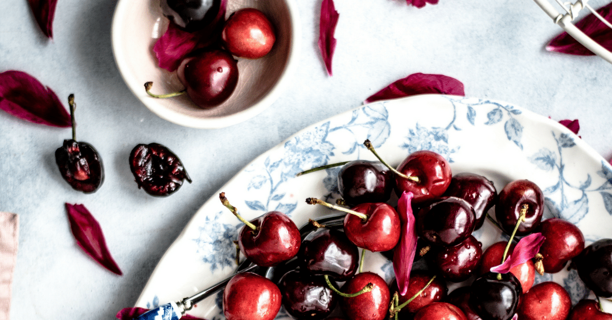How To Pit Cherries The Best Way + Favorite Tools