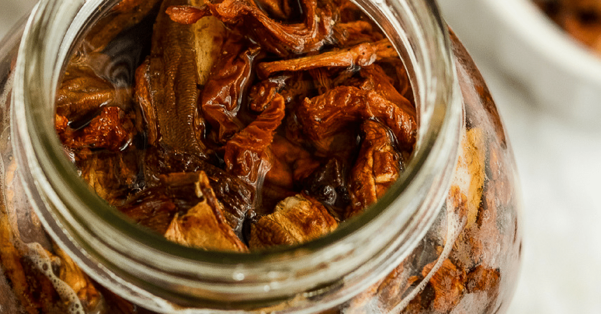 How To Rehydrate Dried Mushrooms + Recipes Using Dried Mushrooms