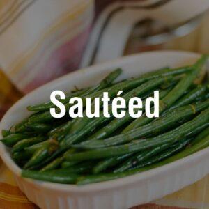 Sauteed Recipes